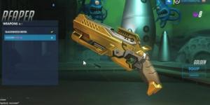 Golden guns are the only way to customize weapons in 'Overwatch' (image source:YouTube/ MarsdocSportGaming)