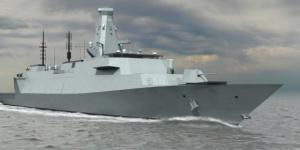 New model navy: Type 26 British Frigate first of many-Flickr