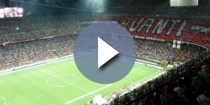 Le stade du Milan AC - Serie A