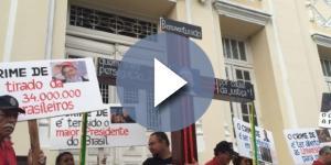 Militantes petistas revoltam religiosos