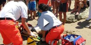 Calabria: anziano muore in mare. (Foto di repertorio)