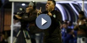 Coritiba se torna o décimo time a mudar de treinador no Brasileirão (Foto: Reprodução)