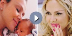 Eliana fala sobre gravidez e sobre sua mãe (Foto: Reprodução)