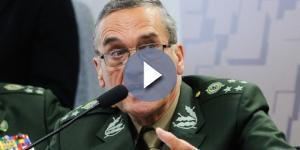 General Eduardo Villas Bôas fez análise 'sombria' sobre a situação do país