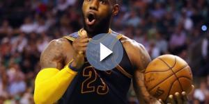 Las cosas no van bien para los Cleveland Cavaliers esta temporada y LeBron James no está contento