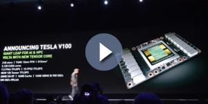NVIDIA is expected to launch its Volta-based GPUs for the gaming sector in Q3 of 2017. (Youtube screenshot)