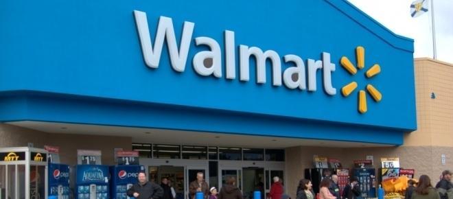 Robots in Wal-Mart render humans obsolete