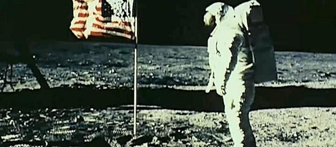 How the Apollo 11 moonwalk was shared by a billion people