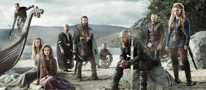 Quais deuses seriam os personagens da série 'Vikings'?