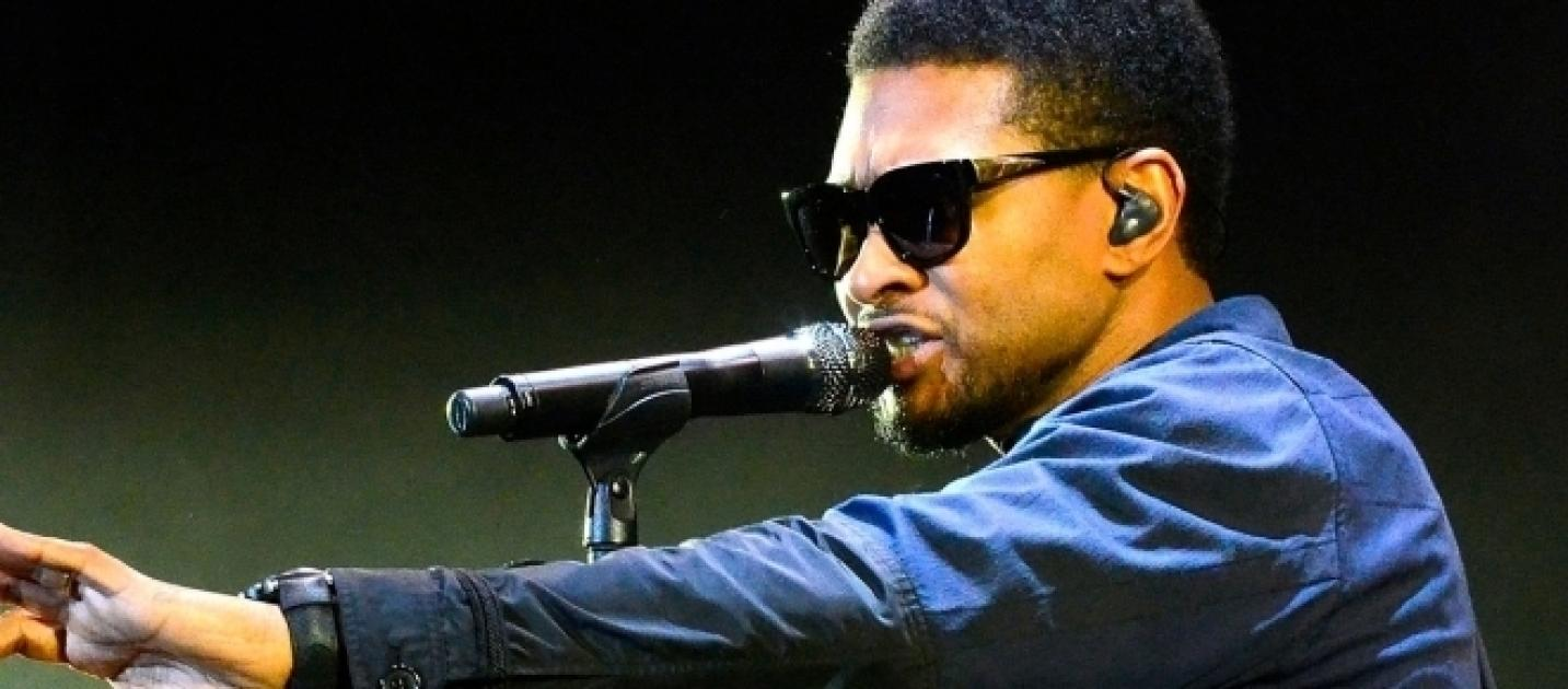 Usher Reportedly Paid A Woman 1.1 Million After Allegedly Infecting Her With Herpes