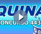 Confira o resultado do concurso 4434 da Quina