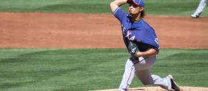 Yu Darvish (Image credit: Mike LaChance/Flickr)