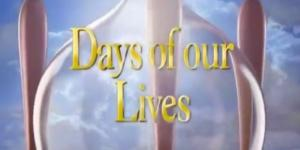 Days Of Our Lives tv show logo image via a Youtube screenshot