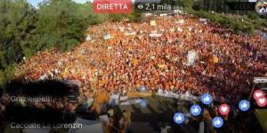 La manifestazione di Pesaro contro il decreto sui vaccini