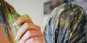 Máscara caseira para hidratar os cabelos