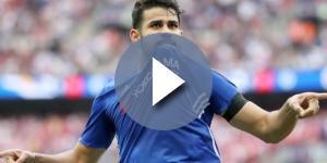 Calciomercato Inter Diego Costa Milan - thesun.co.uk