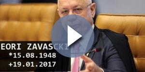 Investigadores se pronunciam sobre andamento das apurações da morte do ministro do STF, Teori Zavascki