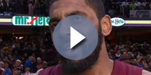 Kyrie Irving wants to be traded to the Spurs and three other teams -- NBA via YouTube
