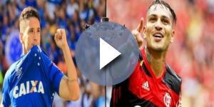 Thiago Neves e Guerrero são ótimas apostas para 'mitar' no Cartola FC (Foto: Reprodução/ Montagem)