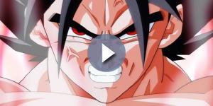"Goku's new form in ""Dragon Ball Super"" - MaSTAR Media/YouTube"