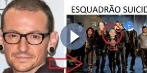 Internautas fizeram piada com morte do cantor Chester Bennington, do Linkin Park