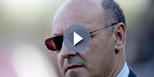 Juventus-Milan: Marotta, sorrisi e veleni su Berlusconi