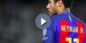 Neymar, joueur du FC Barcelone