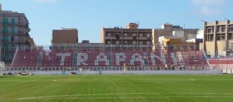 Lo stadio Provinciale di Trapani riaprirà i battenti il 30 luglio, per il match di Coppa Italia con la Paganese