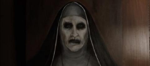 New Line Cinema releases 'The Nun' trailer at the 2017 San Diego Comic-Con/Photo via AHS FX, YouTube