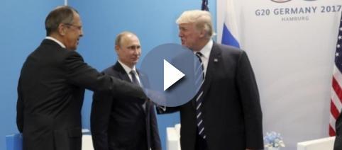 Trump, decisione importante sulla Siria nell'ottica dei dialogo con Mosca