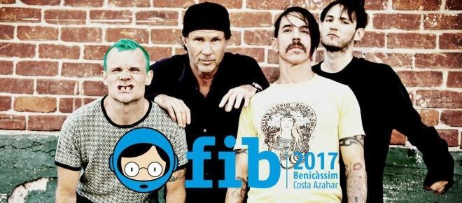 Red Hot Chili Peppers o cómo seguir ganando tanto dando tan poco