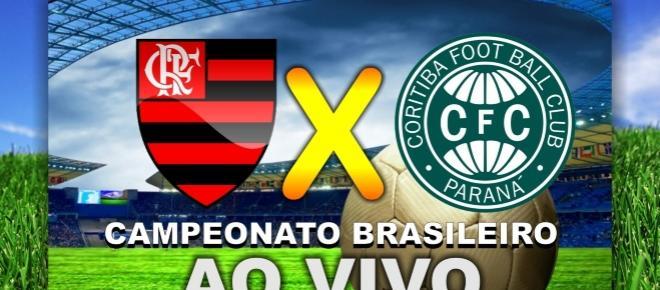 Assistir Flamengo x Coritiba ao vivo, pela TV e internet, no Brasileirão