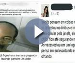 Postagens estranhas e inusitadas no Facebook