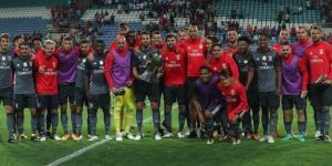 O Benfica faz o seu segundo jogo no Algarve depois da conquista da Algarve Cup
