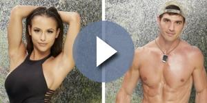 Big Brother 19 Swimsuit Cast Photos in the BB19 Backyard - Promo photos by CBS