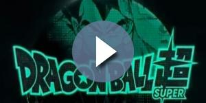 Dragon Ball Super tv show logo image via a Youtube screenshot