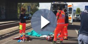 Sbanda con la moto e si schianta, muore 17enne in Sicilia. (Foto di repertorio)