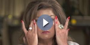 'Dance Moms' star Abby Lee Miller gets emotional during tell-all special. Photo via Entertainment Tonight/YouTube