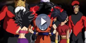 Imagen de la tropa del orgullo de Dragon Ball Super