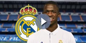 Real Madrid: Premier couac pour Vinicius Junior!