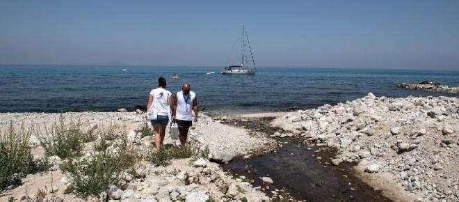 Le condizioni del mare calabrese: i dati di Goletta Verde