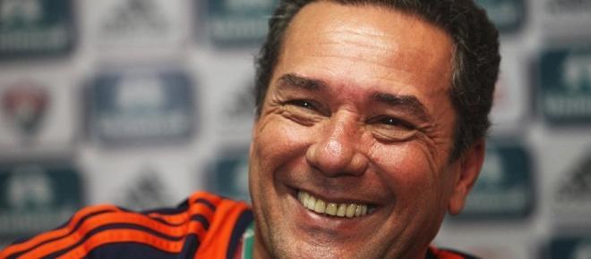 Medo do Palmeiras? Vanderlei Luxemburgo fala sobre o confronto com os paulistas