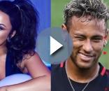Neymar e Demi Lovato saem juntos após jogo do Barcelona nos Estados Unidos
