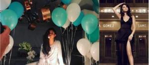 Selena Gomez, 25 años recién cumplidos