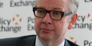 Environment Secretary Michael Gove (Photo via Wikimedia Commons)