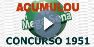 Prêmio da Mega-Sena está acumulado em R$ 90 milhões