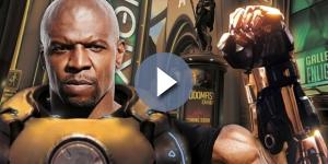 Blizzard revealed why Terry Crews did not end up as Doomfist in 'Overwatch'(YahooEsports/YouTube Screenshot)