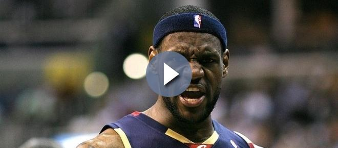 LeBron James takes shot at Kyrie Irving on Instagram