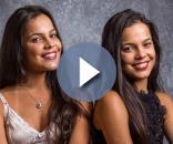 Gêmeas Emilly e Mayla completam 21 anos. ( Foto: Reprodução)