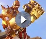 "While actor Terry Crews was a fan favorite, Sahr Ngaujah ended up voicing Doomfist in ""Overwatch."" (Gamespot/Blizzard)"